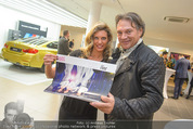 Dancer against Cancer Kalender - BMW Wien - Mi 25.02.2015 - Verena PFL�GER, Heinz HANNER14