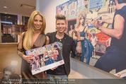 Dancer against Cancer Kalender - BMW Wien - Mi 25.02.2015 - Yvonne RUEFF, Virginia ERNST2