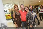 Dancer against Cancer Kalender - BMW Wien - Mi 25.02.2015 - Robert LETZ, Marion FINGER, Yvonne RUEFF48