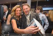 Dancer against Cancer Kalender - BMW Wien - Mi 25.02.2015 - Verena PFL�GER, Heinz HANNER60