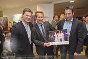 Dancer against Cancer Kalender - BMW Wien - Mi 25.02.2015 - Gregor HATALA, Markus POHANKA, Stefan GEHRER74