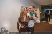 Dancer against Cancer Kalender - BMW Wien - Mi 25.02.2015 - Yvonne RUEFF, Matthias URISK8
