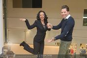 Dancer against Cancer Kalender - BMW Wien - Mi 25.02.2015 - Daniel SERAFIN, Petra FREY82