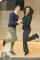 Dancer against Cancer Kalender - BMW Wien - Mi 25.02.2015 - Daniel SERAFIN, Petra FREY83