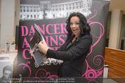 Dancer against Cancer Kalender - BMW Wien - Mi 25.02.2015 - Petra FREY93