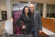 Dancer against Cancer Kalender - BMW Wien - Mi 25.02.2015 - Petra FREY, Cyril RADLHER94