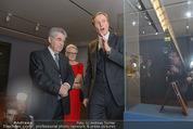 Ausstellung ´Die Kammermaler´ - Albertina - Do 26.02.2015 - Klaus-Albrecht SCHR�DER, Heinz FISCHER, Marlies STERNATH11