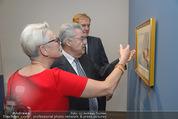 Ausstellung ´Die Kammermaler´ - Albertina - Do 26.02.2015 - Klaus-Albrecht SCHR�DER, Heinz FISCHER, Marlies STERNATH15
