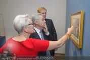 Ausstellung ´Die Kammermaler´ - Albertina - Do 26.02.2015 - Klaus-Albrecht SCHR�DER, Heinz FISCHER, Marlies STERNATH16