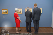 Ausstellung ´Die Kammermaler´ - Albertina - Do 26.02.2015 - Klaus-Albrecht SCHR�DER, Heinz FISCHER, Marlies STERNATH30