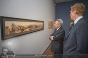 Ausstellung ´Die Kammermaler´ - Albertina - Do 26.02.2015 - Klaus-Albrecht SCHR�DER, Heinz FISCHER33