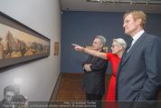 Ausstellung ´Die Kammermaler´ - Albertina - Do 26.02.2015 - Klaus-Albrecht SCHR�DER, Heinz FISCHER, Marlies STERNATH35