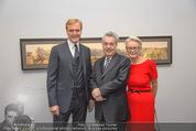 Ausstellung ´Die Kammermaler´ - Albertina - Do 26.02.2015 - Klaus-Albrecht SCHR�DER, Heinz FISCHER, Marlies STERNATH39