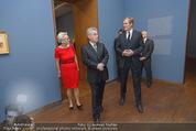 Ausstellung ´Die Kammermaler´ - Albertina - Do 26.02.2015 - Klaus-Albrecht SCHR�DER, Heinz FISCHER, Marlies STERNATH41