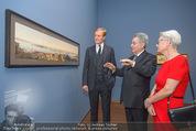 Ausstellung ´Die Kammermaler´ - Albertina - Do 26.02.2015 - Klaus-Albrecht SCHR�DER, Heinz FISCHER, Marlies STERNATH43