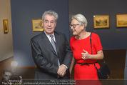 Ausstellung ´Die Kammermaler´ - Albertina - Do 26.02.2015 - Heinz FISCHER, Marlies STERNATH7