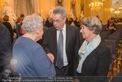 Ausstellung ´Die Kammermaler´ - Albertina - Do 26.02.2015 - Margit und Heinz FISCHER, Maria C�cilia TRAUTTMANSDORFF82