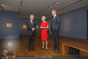 Ausstellung ´Die Kammermaler´ - Albertina - Do 26.02.2015 - Klaus-Albrecht SCHR�DER, Heinz FISCHER, Marlies STERNATH9