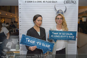Carlings Opening - Carlings Jeans Store - Mi 04.03.2015 - Miriam HIE, Onka TAKATS16