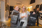Carlings Opening - Carlings Jeans Store - Mi 04.03.2015 - Anja RABITSCH, Onka TAKATS2