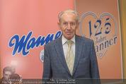 125 Jahre Manner - Stefanisaal - Do 05.03.2015 - Carl MANNER (Portrait; Karl; Engel des Firmengr�nders)6