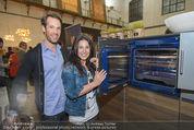 HOME-Depot Opening - Semperdepot - Mi 11.03.2015 - Barbara REICHARD mit Sohn Kevin23