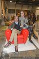 HOME-Depot Opening - Semperdepot - Mi 11.03.2015 - Rainer PARIASEK mit Ehefrau Eva24