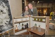 HOME-Depot Opening - Semperdepot - Mi 11.03.2015 - Rainer PARIASEK mit Ehefrau Eva25