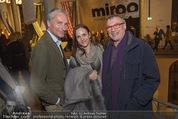HOME-Depot Opening - Semperdepot - Mi 11.03.2015 - Rainer PARIASEK mit Ehefrau Eva, Rudi JOHN33