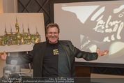 Filmball Cocktail - Kempinski Vienna - Do 12.03.2015 - Herbert WALLNER21