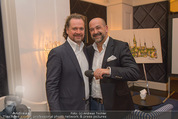 Filmball Cocktail - Kempinski Vienna - Do 12.03.2015 - Alexander RINNERHOFER, Manfred LEPUSCHITZ22