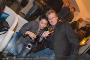 Filmball Cocktail - Kempinski Vienna - Do 12.03.2015 - Nhut LA HONG, Herbert WALLNER38