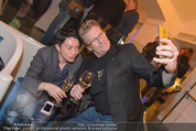 Filmball Cocktail - Kempinski Vienna - Do 12.03.2015 - Nhut LA HONG, Herbert WALLNER39