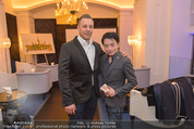 Filmball Cocktail - Kempinski Vienna - Do 12.03.2015 - Nhut LA HONG, Manfred SCH�DSACK55