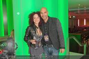 Fashion CheckIn - Le Meridien - Fr 13.03.2015 - Christina LUGNER, Cyril RADLHER1