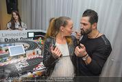 Fashion CheckIn - Le Meridien - Fr 13.03.2015 - Ines (schwanger) und Fadi MERZA23