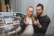 Fashion CheckIn - Le Meridien - Fr 13.03.2015 - Ines (schwanger) und Fadi MERZA24