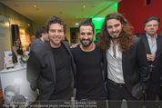 Fashion CheckIn - Le Meridien - Fr 13.03.2015 - Mambo Brothers, Fadi MERZA31
