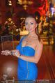 Vienna Filmball - Rathaus - Sa 14.03.2015 - Luisa Nikita BLACK117