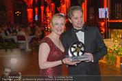 Vienna Filmball - Rathaus - Sa 14.03.2015 - Daniel QUINN, Lena REICHMUTH133