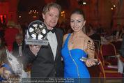 Vienna Filmball - Rathaus - Sa 14.03.2015 - Luisa Nikita BLACK, Daniel QUINN141