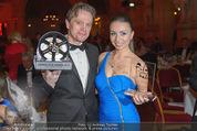Vienna Filmball - Rathaus - Sa 14.03.2015 - Luisa Nikita BLACK, Daniel QUINN142