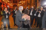 Vienna Filmball - Rathaus - Sa 14.03.2015 - Dieter HALLERVORDEN, Simone RETHEL152