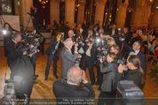 Vienna Filmball - Rathaus - Sa 14.03.2015 - Dieter HALLERVORDEN165