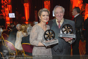 Vienna Filmball - Rathaus - Sa 14.03.2015 - Dieter HALLERVORDEN, Andrea SPATZEK166