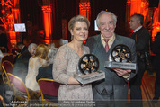 Vienna Filmball - Rathaus - Sa 14.03.2015 - Dieter HALLERVORDEN, Andrea SPATZEK167