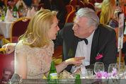 Vienna Filmball - Rathaus - Sa 14.03.2015 - Edi FINGER, Erika SUESS176