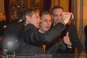 Vienna Filmball - Rathaus - Sa 14.03.2015 - Manfred SCH�DSACK, Daniel QUINN262