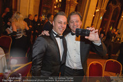 Vienna Filmball - Rathaus - Sa 14.03.2015 - Manfred SCH�DSACK, Daniel QUINN263
