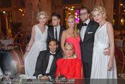 Vienna Filmball - Rathaus - Sa 14.03.2015 - Natascha OCHSENKNECHT, Umut KEKILLI, Aaron KELLER268